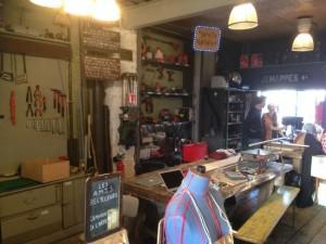 lL'atelier de réparations et l'outilthèque
